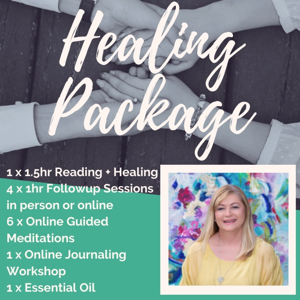 Psychic Reading Healing