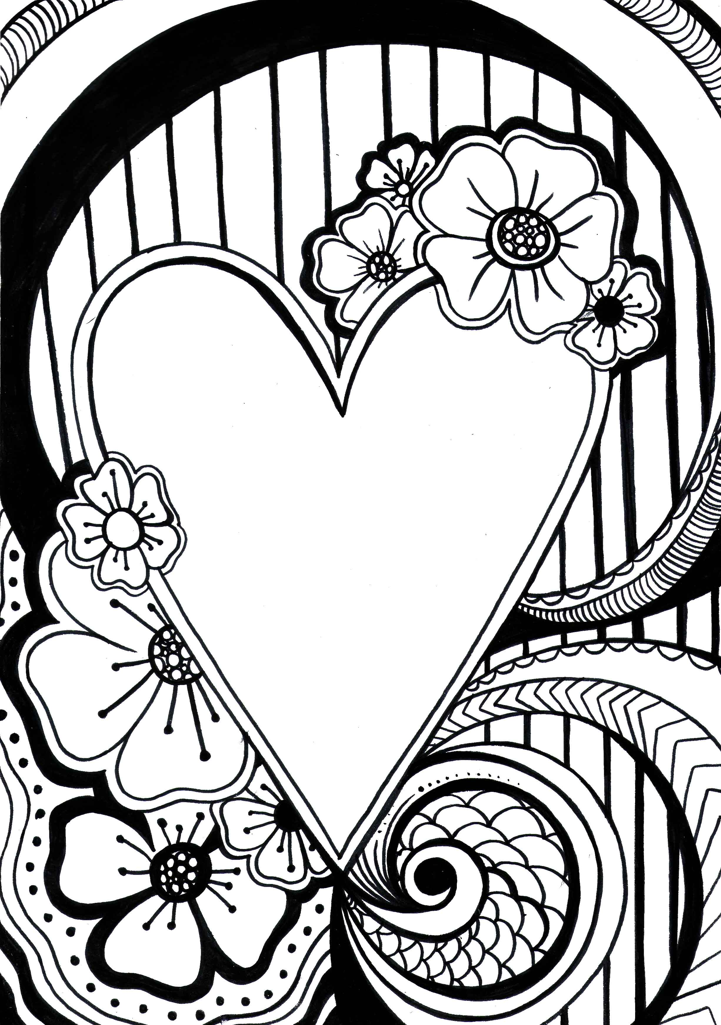 Free DBT Themed Colouring Page: SELF RESPECT EFFECTIVENESS