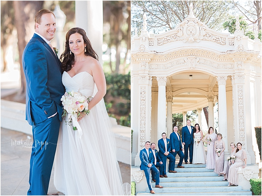 San Diego Wedding Photographer  Balboa Park  Luce Loft