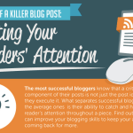 Revealed: Secrets of a Killer Blog Post #Infographic