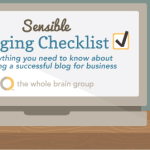 Sensible Blogging Checklist [Infographic]