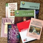 What to Do With the Bible Study Books?