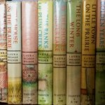 Laura Ingalls Wilder, chapter books, Little House books, prairie life, childrens' series books, historical fiction, Little House on the Prairie
