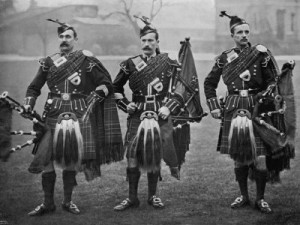 Bagpipes in the WWI Trenches | Michelle Ule, Author