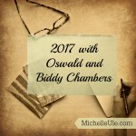2017 with Oswald and Biddy Chambers