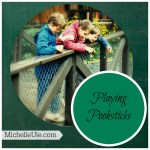 Playing Poohsticks and Raising Children