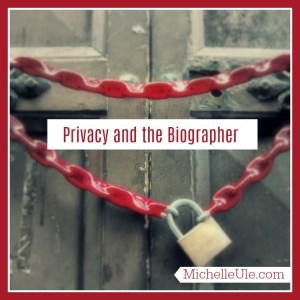 Privacy, Biddy Chambers, Oswald Chambers, biographer concerns, Kathleen Chambers, what to reveal and not to reveal in a biography, emotion