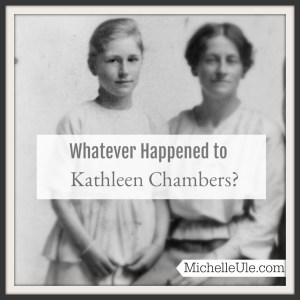 Kathleen Chambers, Oswald Chambers, Mrs. Oswald Chambers, Zeitoun, Oswald Chambers' daughter, Was Oswald Chambers' daughter a Christian?