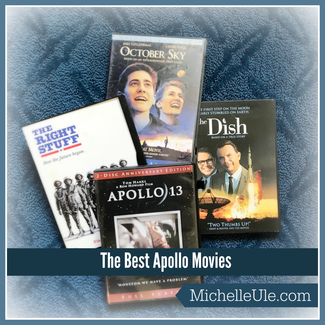 The Best Apollo Movies | Michelle Ule, Author