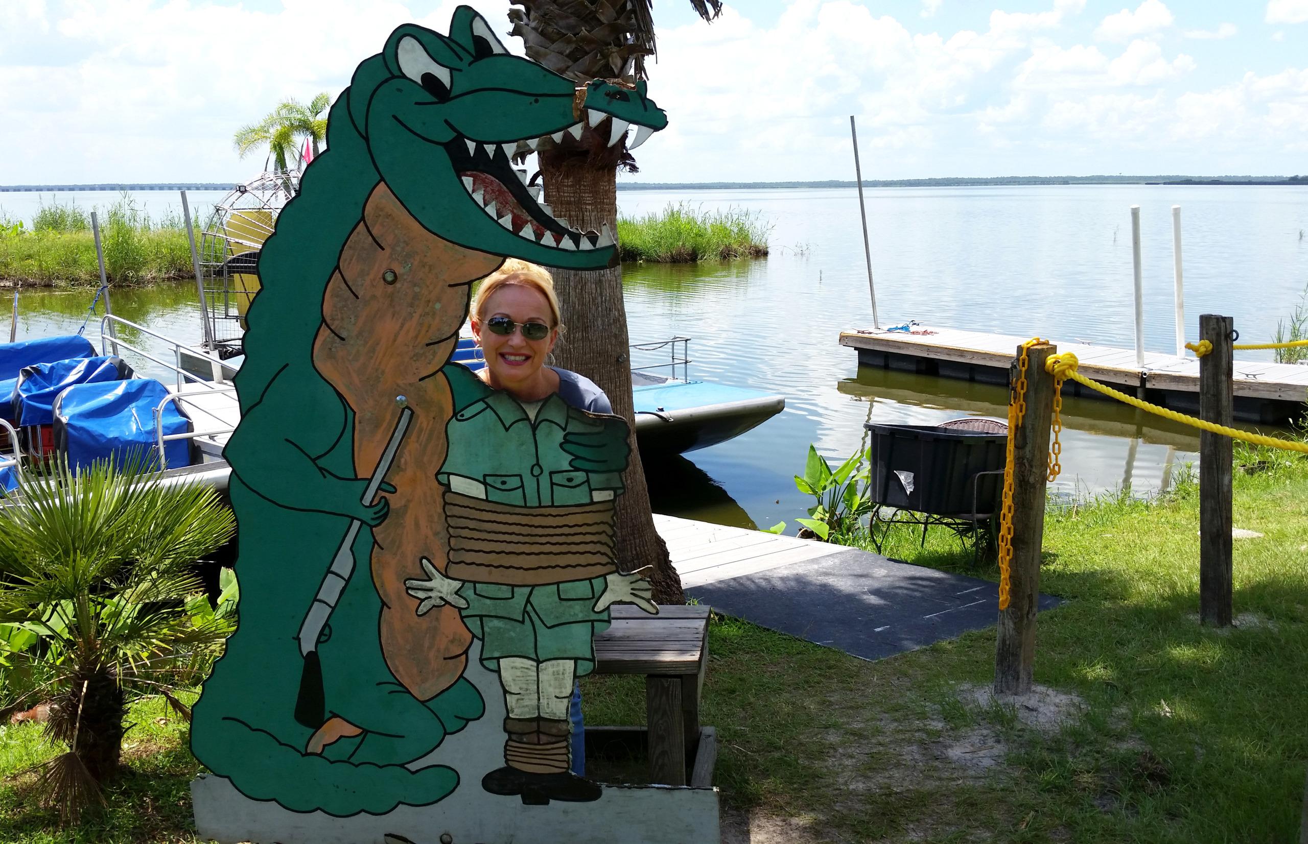 Florida's Alligator Adventure