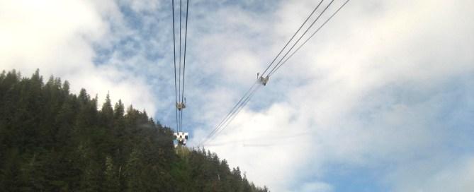 Alaskan Mount Roberts Tramway
