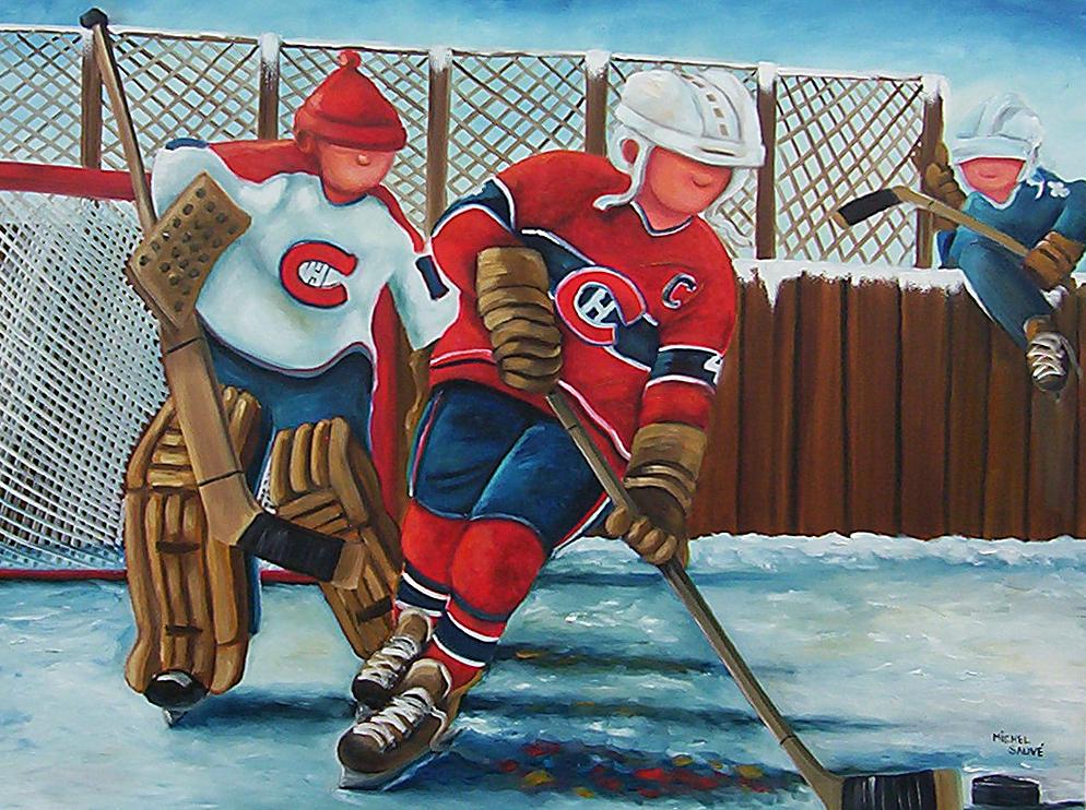 Toiles De Hockey