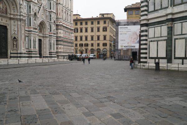 Cronache di una Firenze spettrale: il foto-racconto