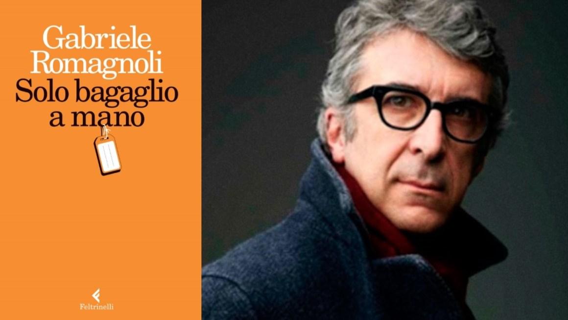 """MicheLiber: """"Solo bagaglio a mano"""", di Gabriele Romagnoli"""