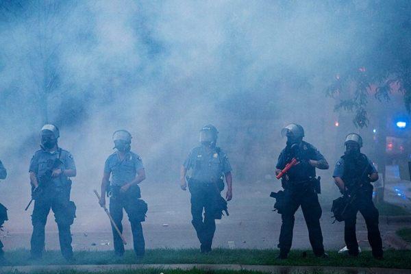 C'è un problema con la polizia, non solo in America