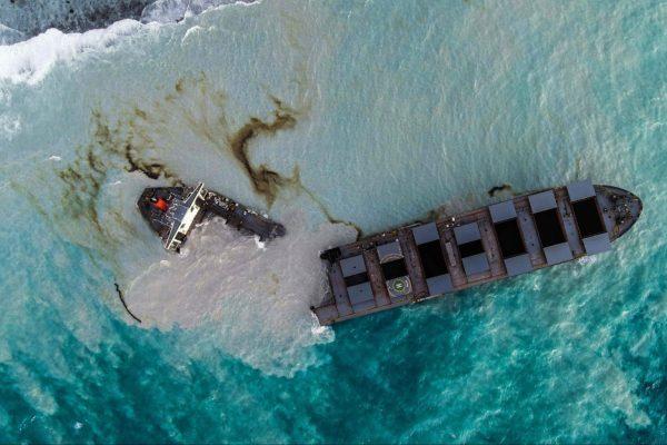 Il disastro delle Mauritius è un altro colpo alla stabilità ambientale del pianeta
