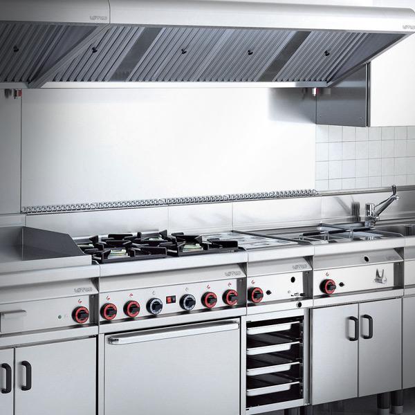 Cucine Per Ristoranti Usate  Idee Per La Casa  Douglasfallscom