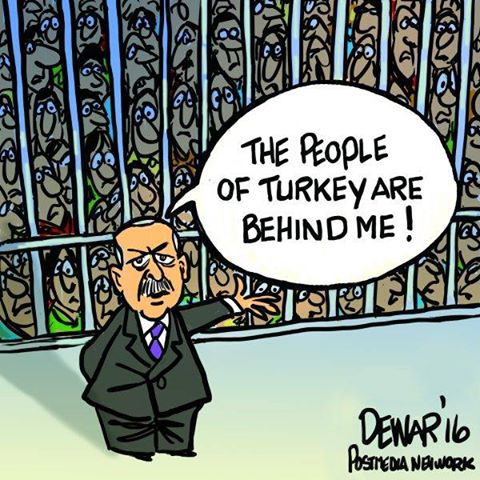 Erdogan spot