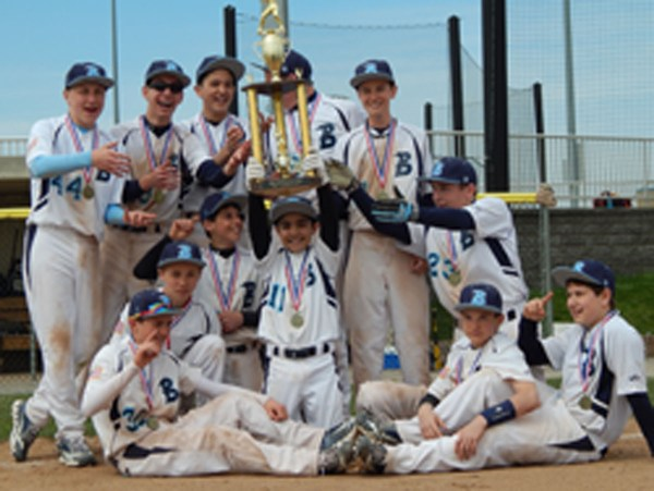 2018 Michigan USSSA Baseball Tournaments