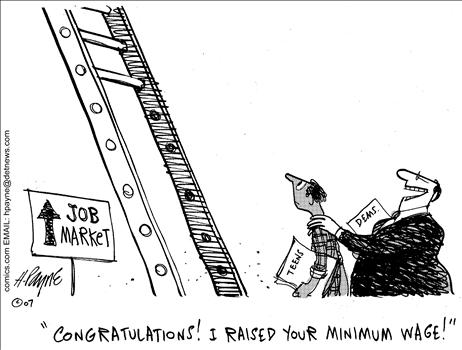 Why Some Companies Want a Higher Minimum Wage