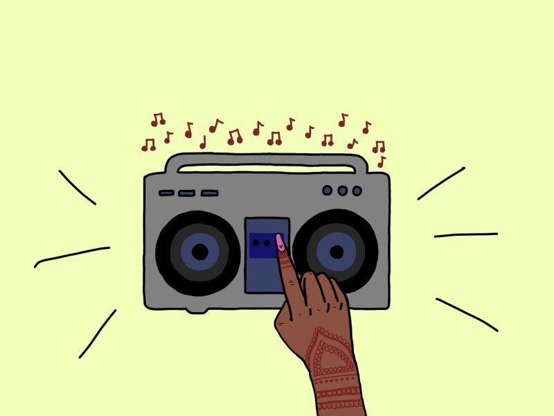 south asian music radio