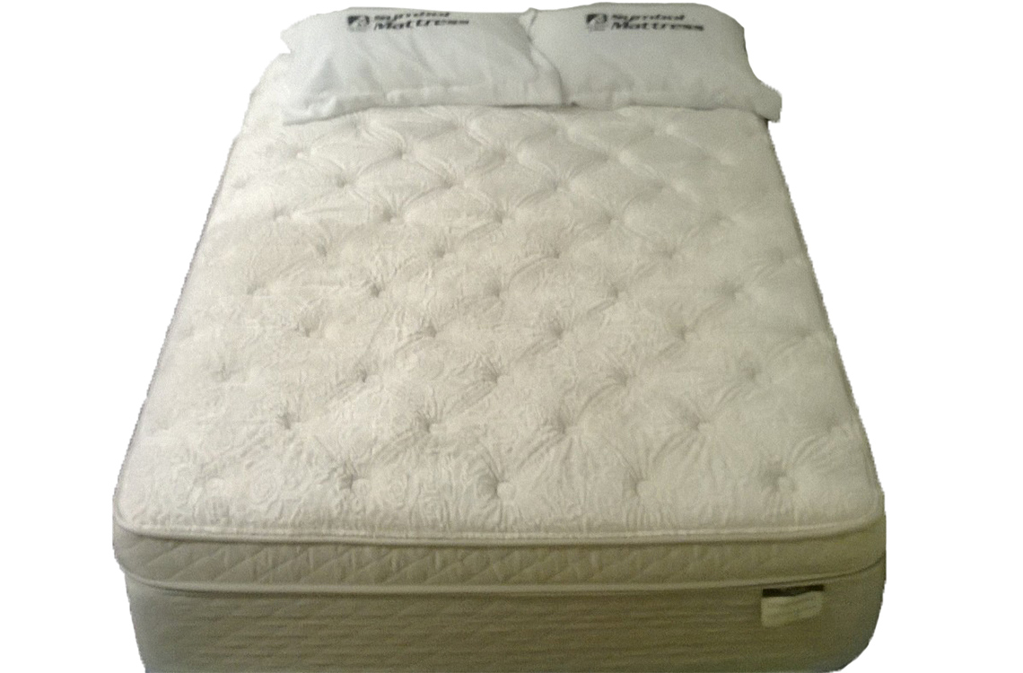 Claridge Pillowtop  A GelInfused Foam and Pocket Coil Mattress