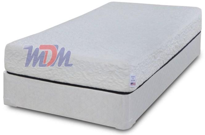 Affordable Memory Foam Mattress Cool Gel Infused Symbol Freedom 8 Inch