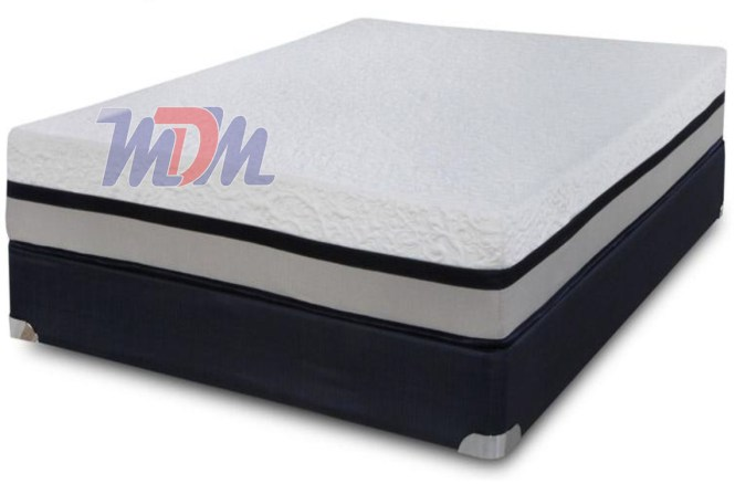 Low Cost Best Memory Foam 11 Inch Visco Freedom Symbol Mattress Soft Plush