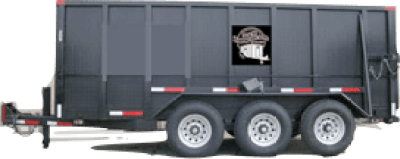 Rubber Wheel Dumpster Rental Grosse Ile