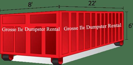 Grosse Ile Dumpster Rental