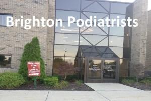 Brighton Michigan Podiatrists & Foot Doctors