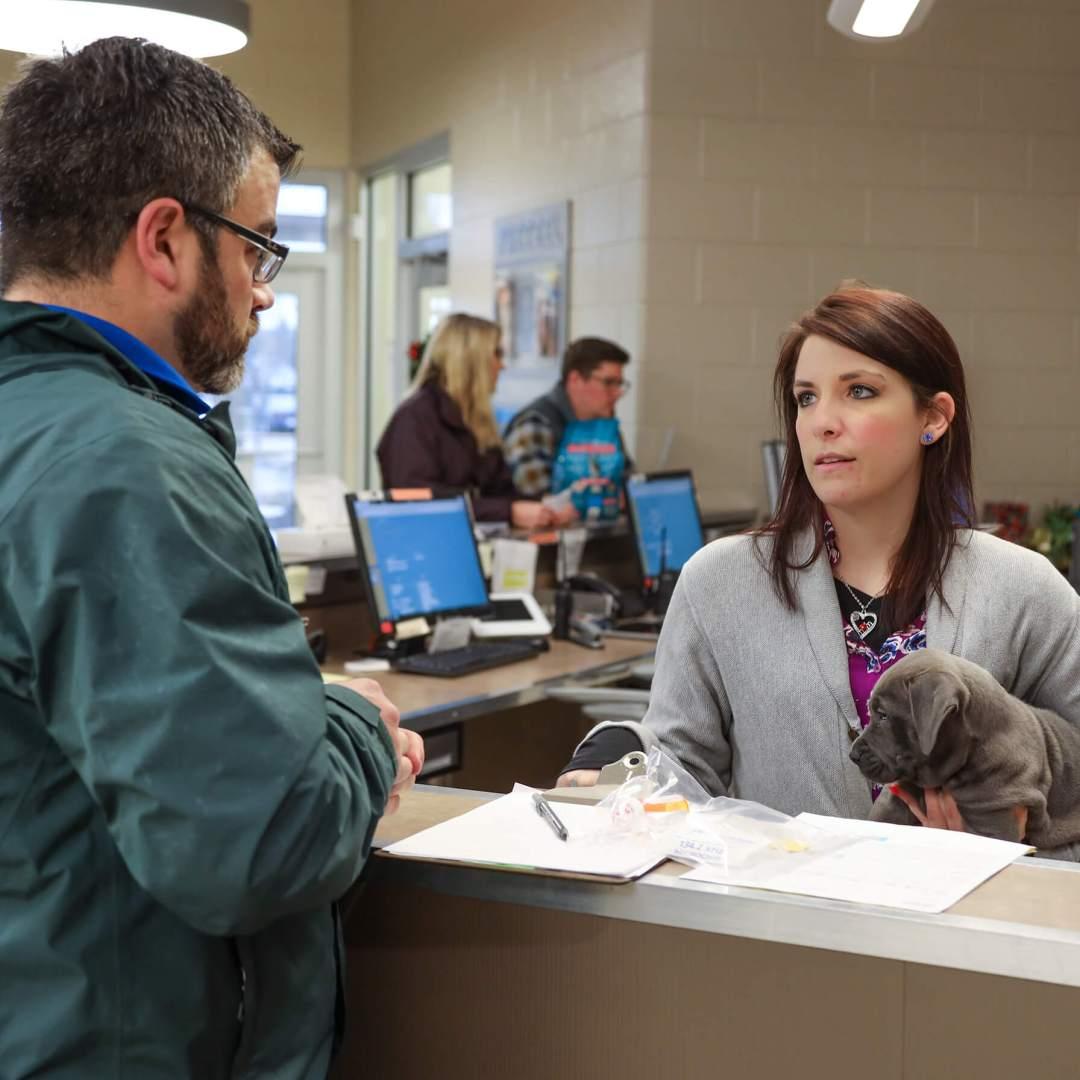 Michigan Humane customer service