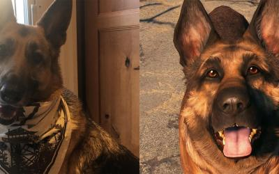Real Life Dog That Inspired Beloved 'Fallout 4' Character Has Died