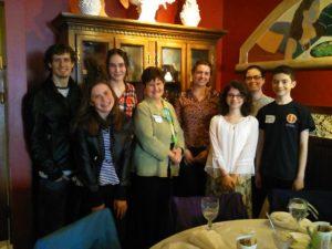 OM Chapter Volunteer Appreciation Luncheon 2016