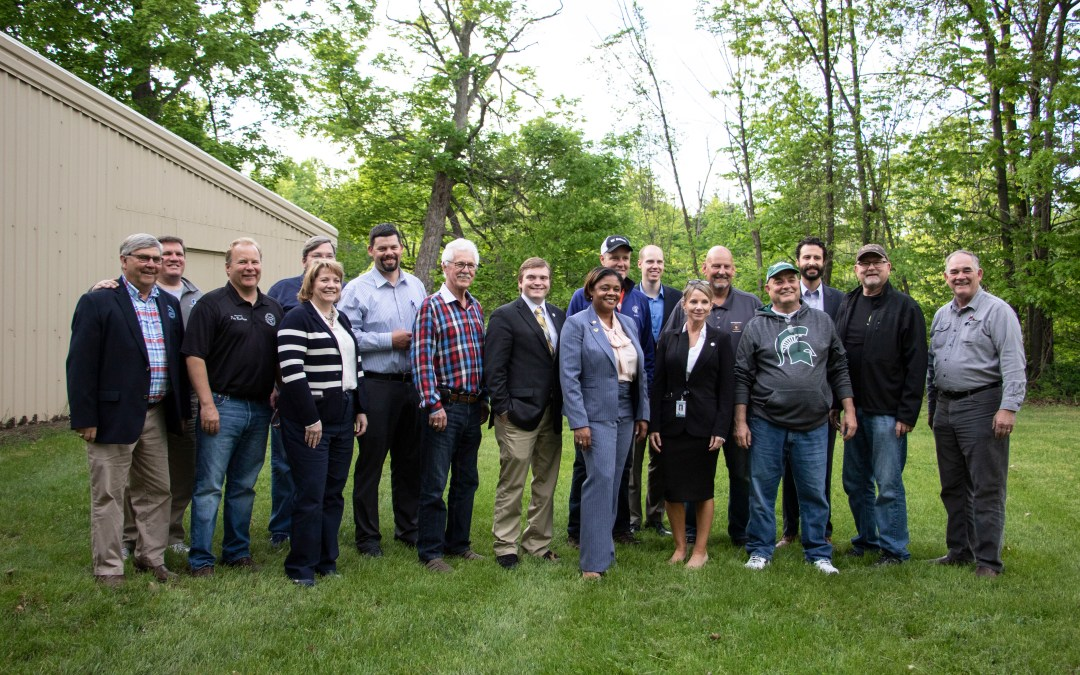 Sportsmen's Caucus Afternoon Outdoors a Success