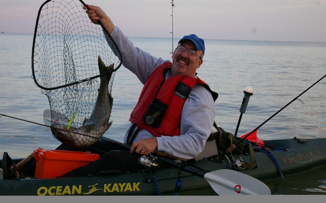 No Such Thing as Kayak Fishing