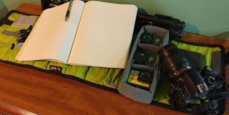 OB22: Documenting Your Trip