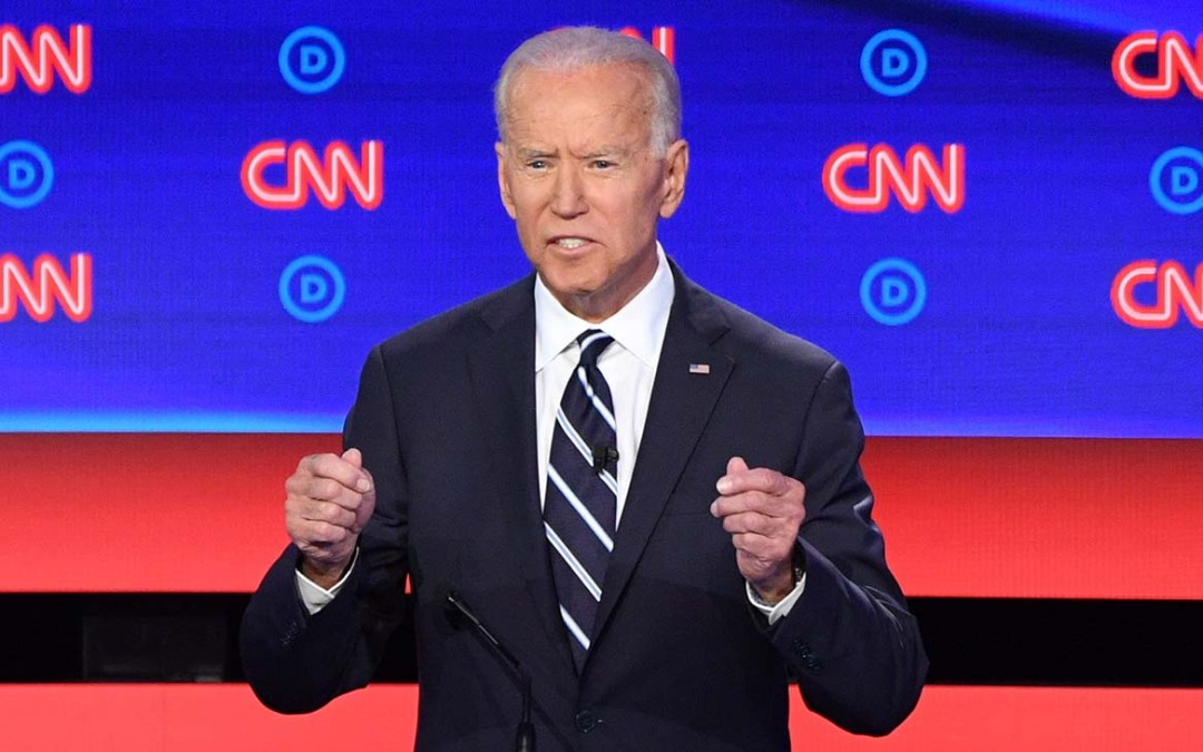 Biden Declares War on Progressives