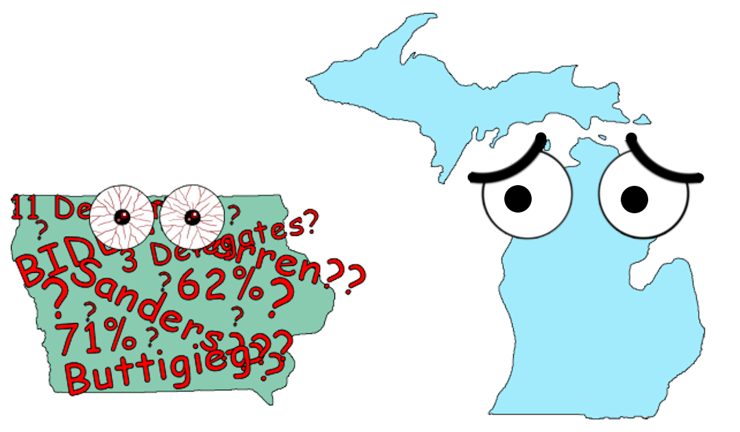 The Iowa Debacle – What it Means for Michigan