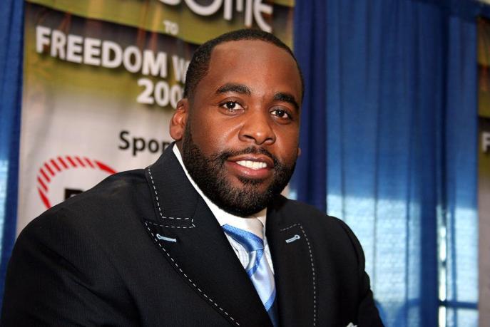 Kwame Kilpatrick found guilty in public corruption case | Michigan Radio
