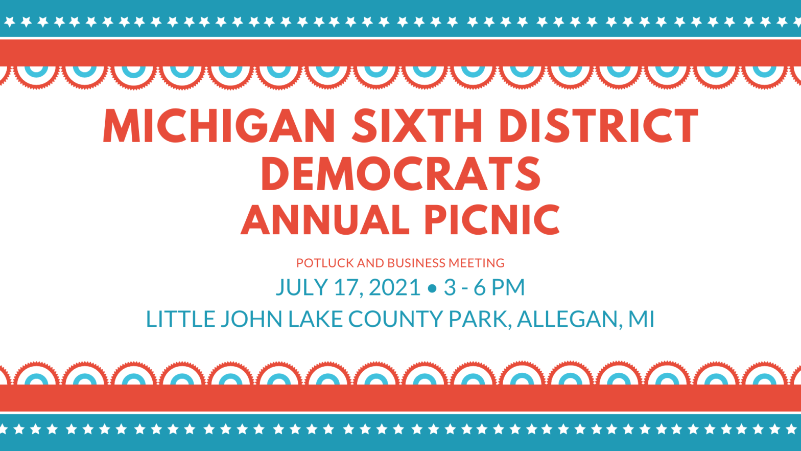 Annual Picnic and Business Meeting - 7/17/21