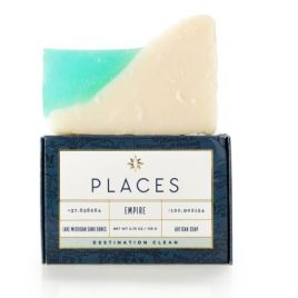 PLACES Luxury Artisan Soap – Lake Michigan Sand Dunes