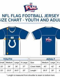also jersey sizing chart rh michiganyouthflagfootball