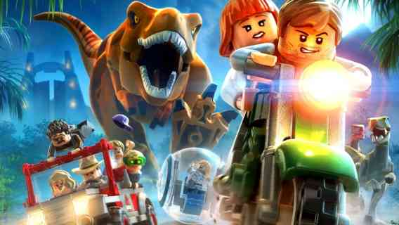 LEGO Jurassic World – Standard Edition