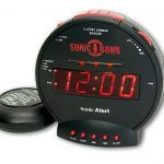 Sonic Bomb Loud Dual Alarm Clock For Heavy Sleepers