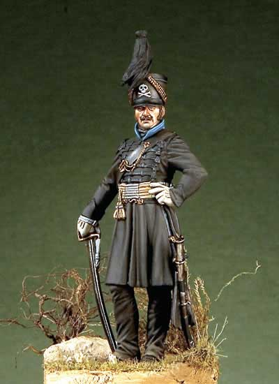 Michigan Toy Soldier Company  Pegaso Models  Officer