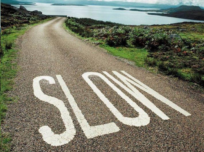 La lentezza è la vera ricchezza. Anche nel turismo?