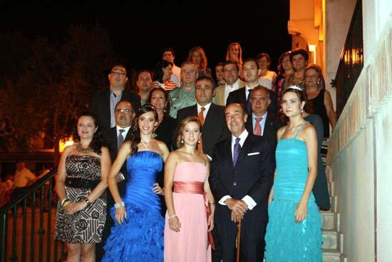 Santa Cruz de Mudela inaugur su feria con el pregn de Juana Gloria Delgado estilista de la