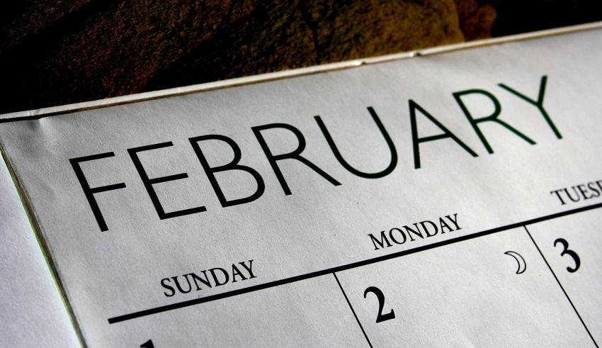 de ce are februarie 28 zile