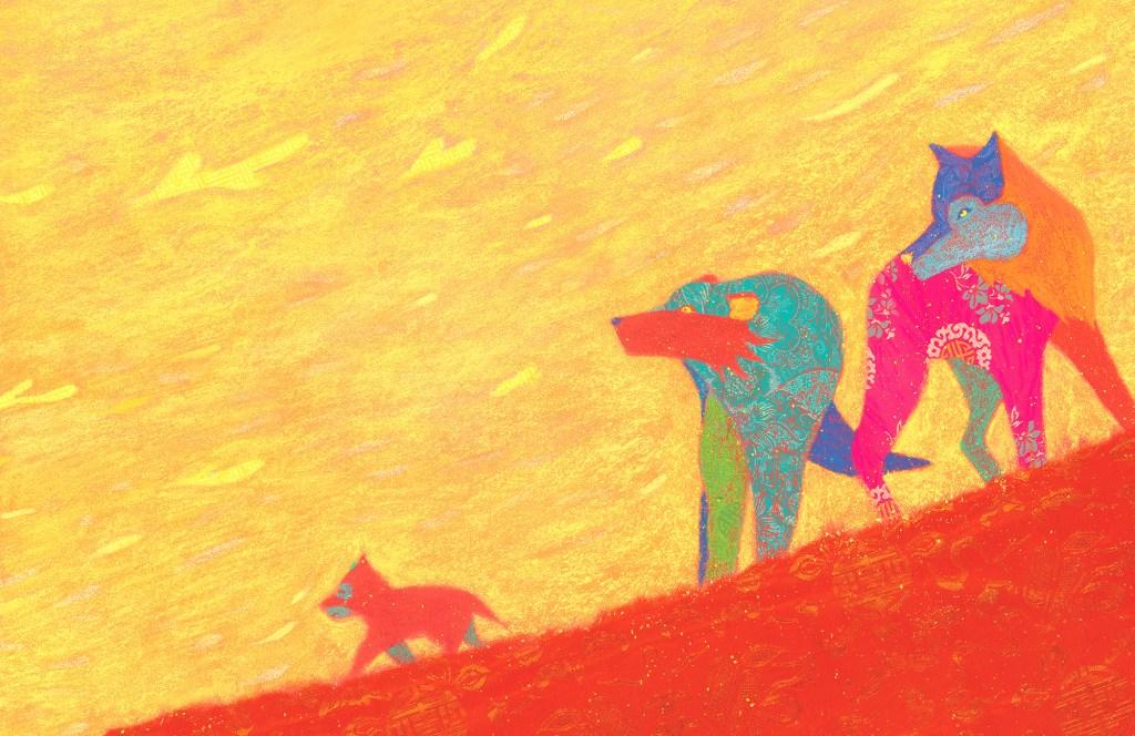 Au pays des loups qui chantent